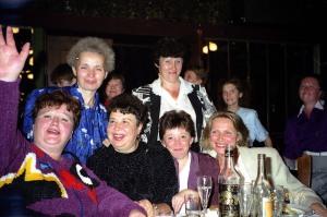 Аренская Н. П. и ее команда