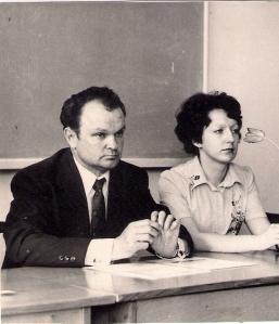 Сиделев Н.П. и Радионова Н.К.