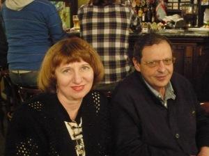 Суслова и Гальперин