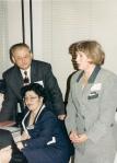 1997 прием руководителей  здравоохранения