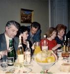 Юбилей Нижечика Ю.С.  в  дома актера Ермаков В.Н. Пригода А.С.