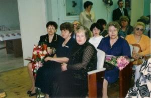 Юбилей Нижечика Ю.С.  зал