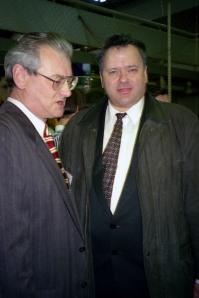 Главные люди - Нижечик Ю.С. и Акулов С.А.