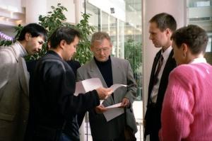 Нижечик, Магодеев и другие на конгресе