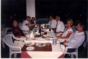 Турция 1997 банкет