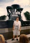 Осло в парке скульптур