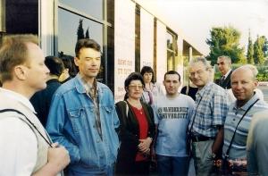 1999г.  Израиль на конгрессе