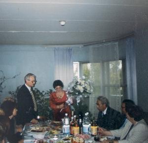 16 сентября 1999г букет от семьи Нижечик