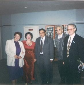 16 сентября 1999г гости из НИИОргпрома