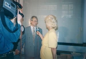 1999 Интервью телеканалу