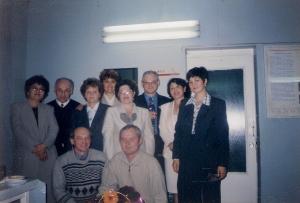1999 семинар участники