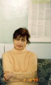 Богданова В.В. февраль 1999