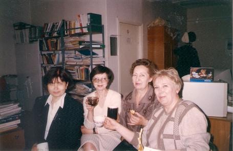 2001 kollegi po Delrusu