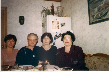В гостях у Нижечика Ю.С.