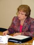 Серова М.А. министр финансов СО